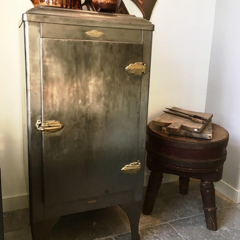 Early 20th century fridge