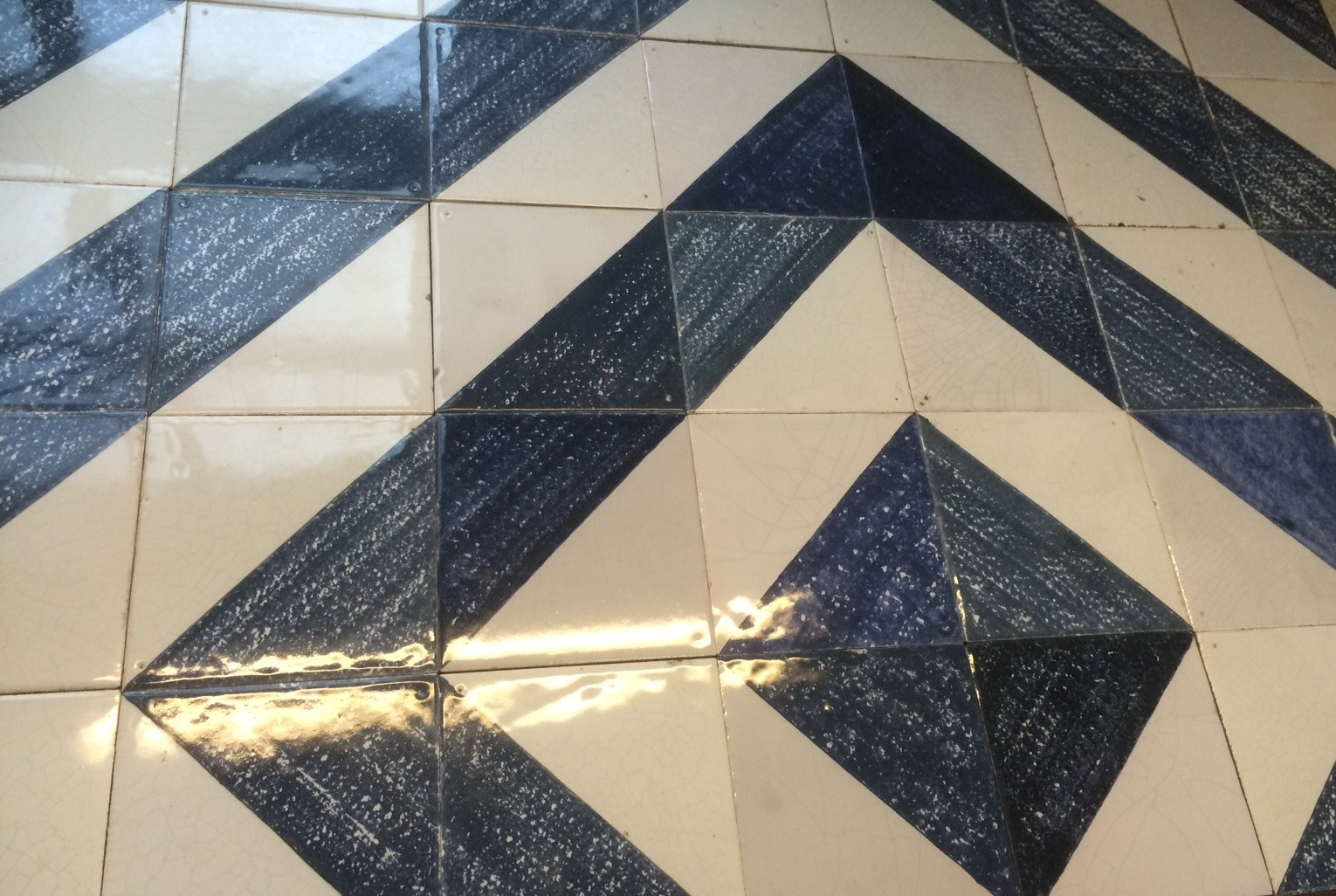 """Dutch painted wall tiles or so-called """"wezentegels"""""""