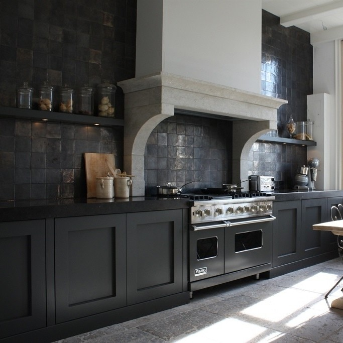 Kitchen from Piet Jonker collection