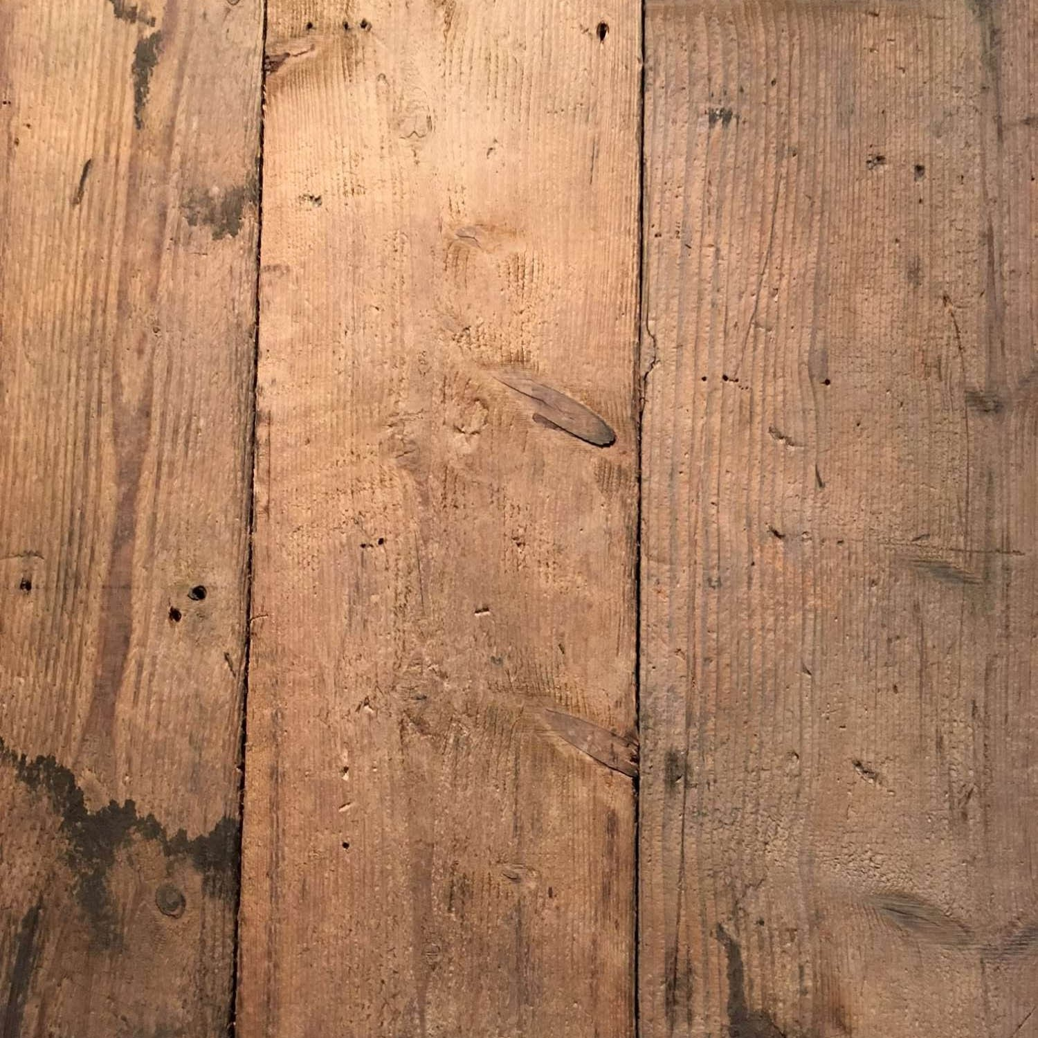 Large lot old pine floorboards