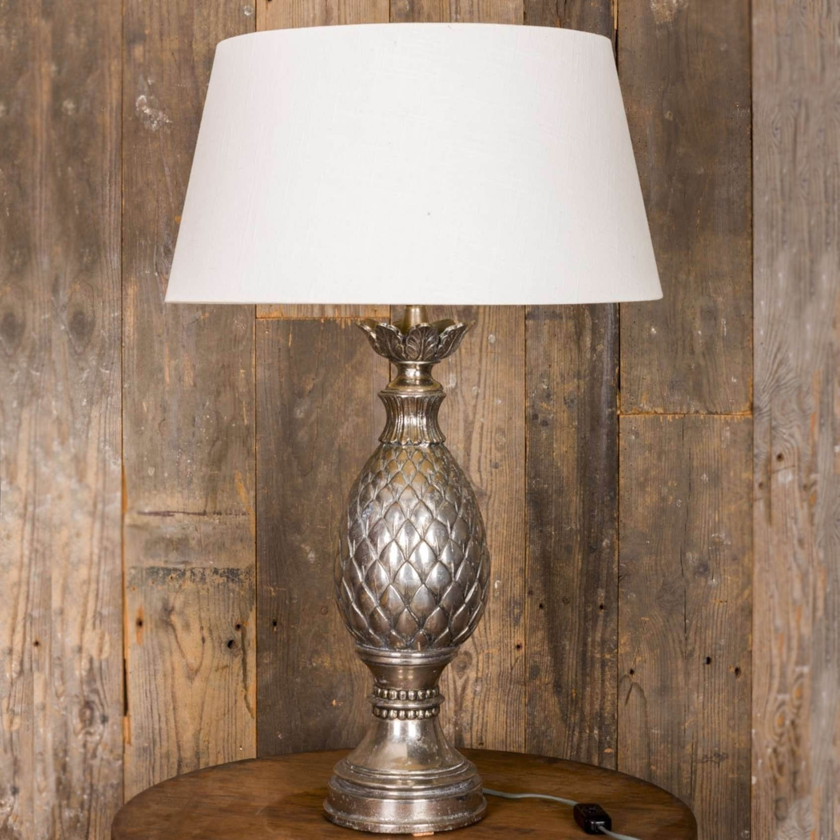 A pair of tablelamps in the style of Maison Charles