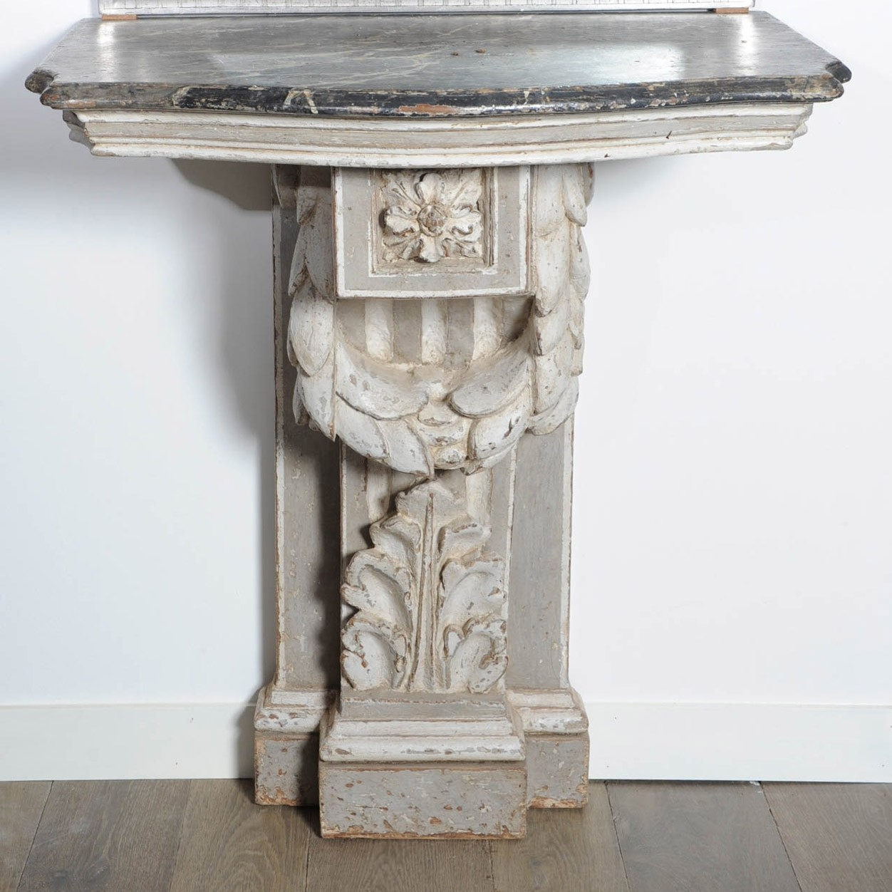 Neoclassical period console tables