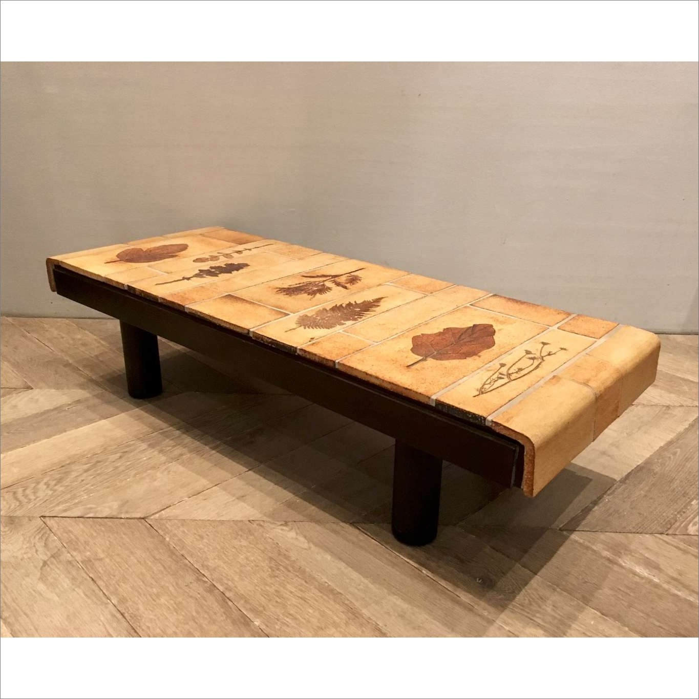 Design coffee table by Roger Capron
