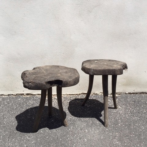 two-wabi-sabi-wooden-side-tables