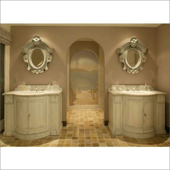 Washbasin furniture from our own collection