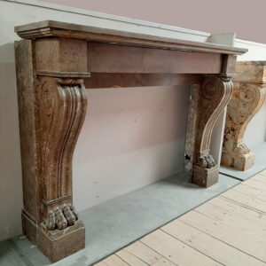 marble-empire-console-fireplace